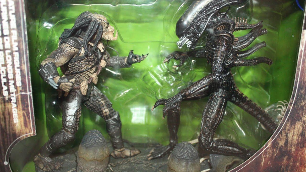 Alien vs Predator Series 2 Predator McFarlane
