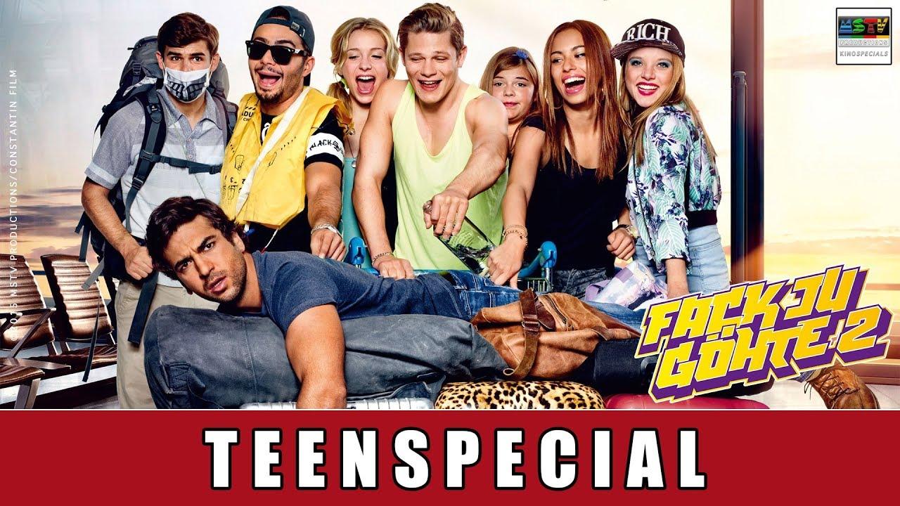 Fack Ju Göhte 2 - Teenspecial | Elyas M´ Barek | Jella Haase