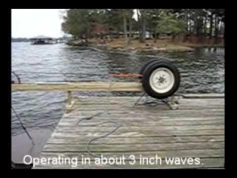Wave Generator, Ocean wave generator, Wave Power.