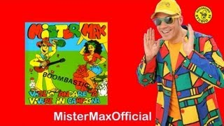Mister Max - Boombastic (A vespa nova nova)