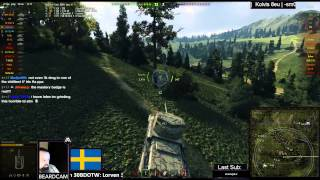 ^^| The WORST tier 7 in WoT: Challenger Stream Highlight Thumbnail