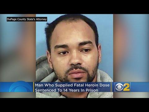 Glen Ellyn Man Who Supplied Fatal Heroin Dose Sentenced To Prison