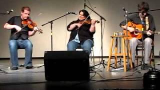 Fiddle Concert - Troy MacGillivray, Patti Lamoureux, Louis-Charles Vigneau - Bb Medley