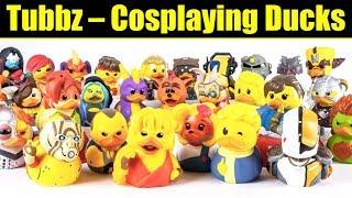 Tubbz - Cosplaying Ducks