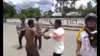 Download Video Polisi Brutal di Papua MP3 3GP MP4