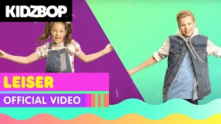 KIDZ BOP Kids - Leiser (Official Video) [KIDZ BOP Germany 2]