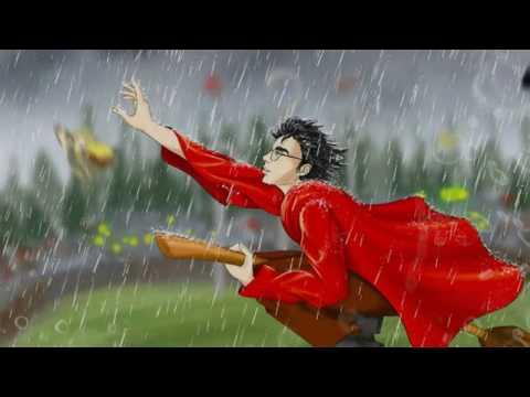 Speedpaint - Harry Potter /FANART/Kaynak: YouTube · Süre: 5 dakika6 saniye