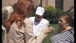 Տարոնը պետք ա մնա․ վիճաբանություն՝ Տարոն Մարգարյանի աջակիցների ու ցուցարարների միջև