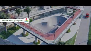 LOUVIN 3d Arch Visualisation