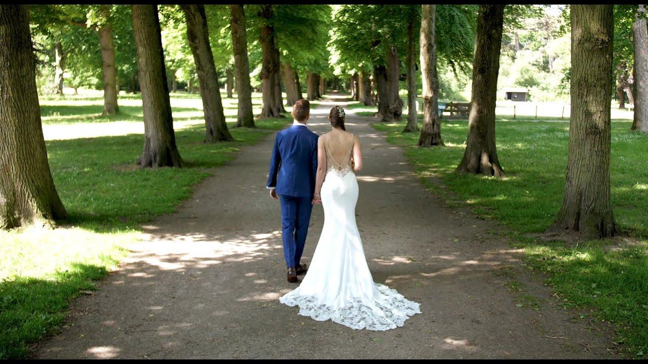 Bruiloft | Roan & Marlies trouwen bij het Fort Marken-Binnen.