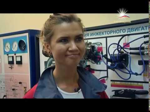 ПРОФЕССИЯ АВТОМЕХАНИК / телеканал ПРОСВЕЩЕНИЕ