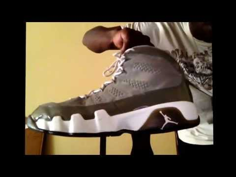 Air Jordan 9 Collection Video
