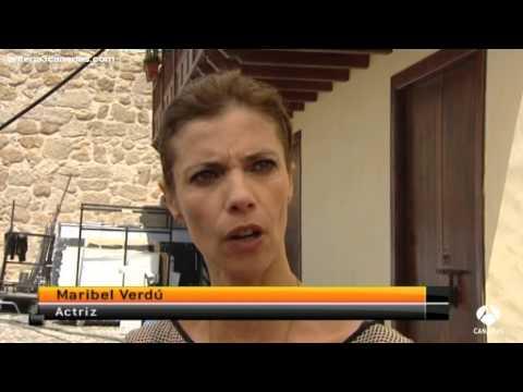 Marivel Verdú y Gracia Querejeta ruedan en Tenerife