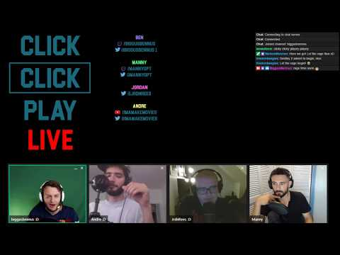Click Click Play - Episode 34 (Best 100 Games Of All Time Part 1 of 5)