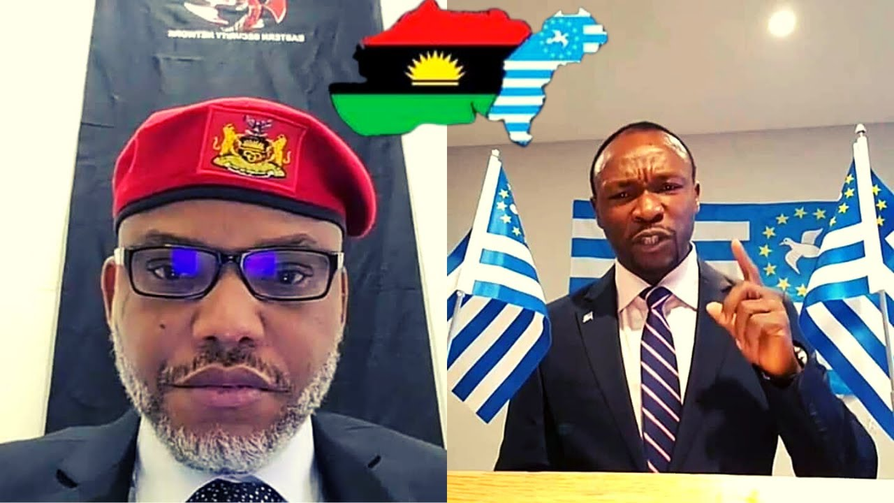 Download A special Address To Biafrans By Dr Ayaba Cho Of Ambazonia  17-10-2021