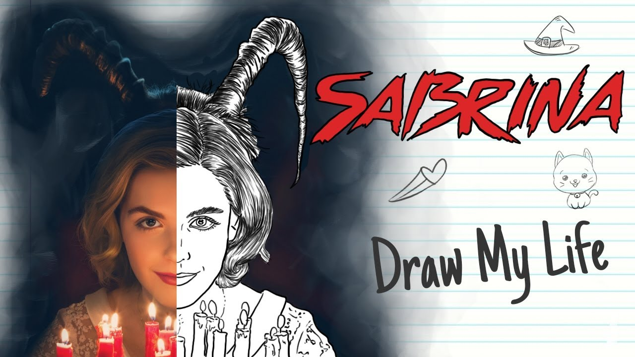 Chilling Adventures Of Sabrina Draw My Life Youtube
