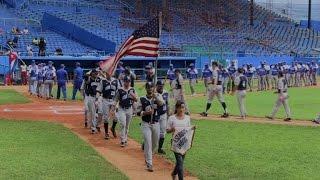 US Penn State baseball team faces Cuba's Industriales