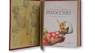 THE ADVENTURES OF PINOCCHIO - SÁCH ĐẸP