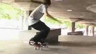 Concrete Poets - South Bank New Blocks - mini vid