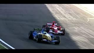 Гран При Бразилии 2006 (Последняя гонка Шумахера в Феррари)