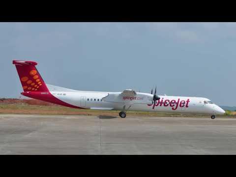 Spicejet - Bengaluru To Madurai