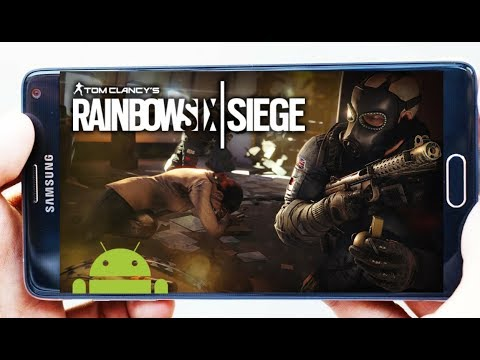 Finally Release How To Download Rainbow Six Siege On Android & IPhone Proof With Gameplay