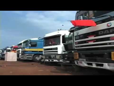 Transportation Problems in Bolgatanga Ghana GH West-Africa 2016 | BITLOAD LOGISTICS Call: +23 32 462