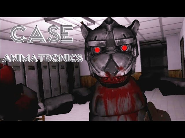 Case Animatronics Full Gameplay
