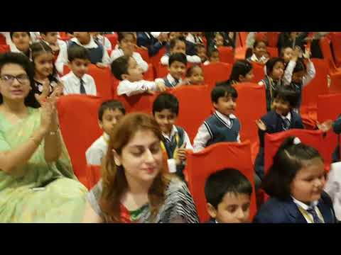The Great Indian Magic Show at Cambridge foundation school New Delhi pls watch and share it