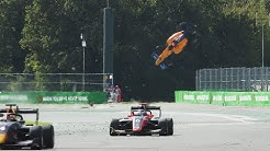 MONZA | Huge Crash Compilation - Worst Wrecks in Circuit's History