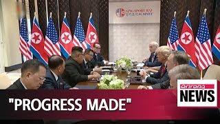 Progress made so far to prepare for the next Kim-Trump summit: Pompeo