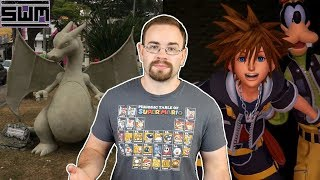 Mysterious Pokemon Statues Appear In Brazil And Kingdom Hearts III Is Real | News Wave
