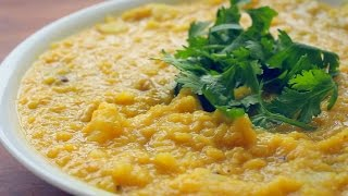 RED LENTIL & SWEET POTATO STEW RECIPE! / Simple fall comfort food Thumbnail