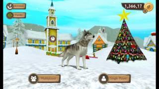 Засняла баг из игры DogSim online!