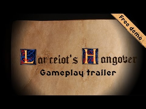 LANCELOT'S HANGOVER (point and click) : New Free Beta!