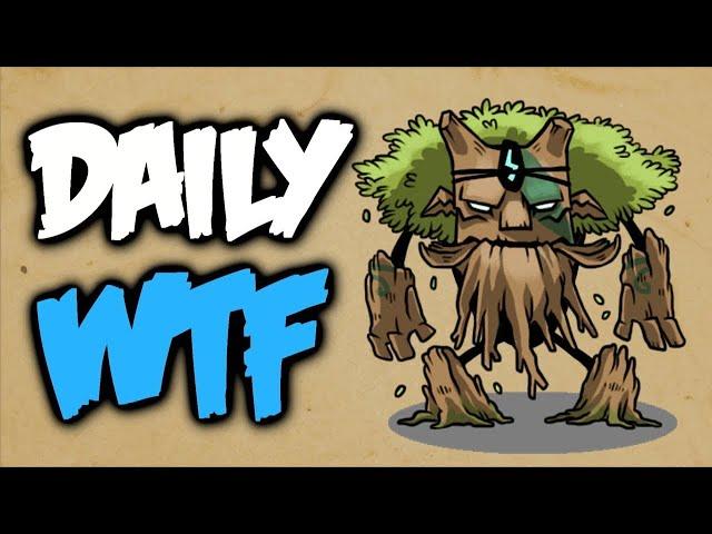 Dota 2 Daily WTF - Anti Mage's Nightmare