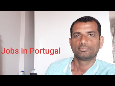 Jobs in Portugal 2020
