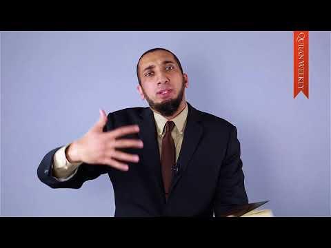 Peace be upon the Prophet   Nouman Ali Khan   Quran Weekly HD