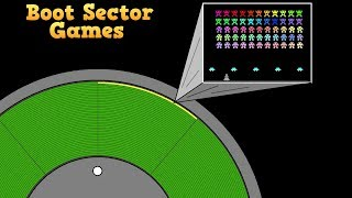 Boot Sector Games