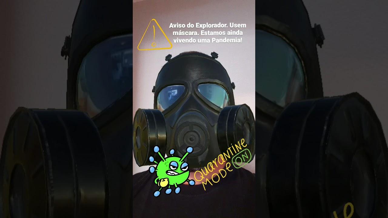 Se cuidem! Ainda estamos em uma pandemia.