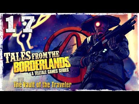 Смотреть прохождение игры Tales From The Borderlands. #17: Восставший из пепла.