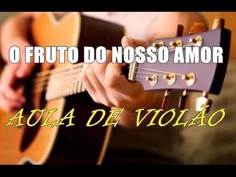 COMO TOCAR AMADO BATISTA NO VIOLÃO (AMOR PERFEITO)