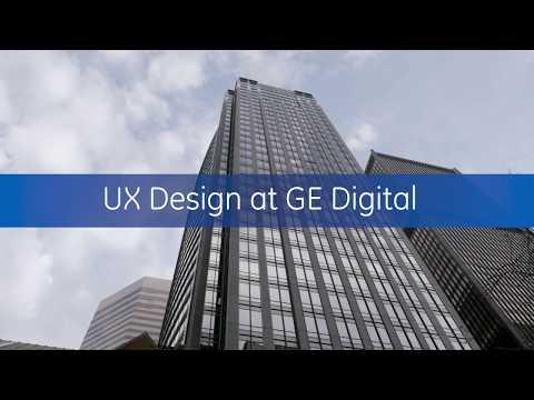 GE Digital's UX Teams