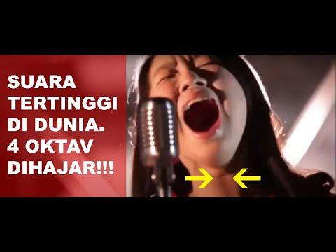 Ternyata Suara Tertinggi Di Dunia Di Pecahkan Oleh Gadis Satu Ini!