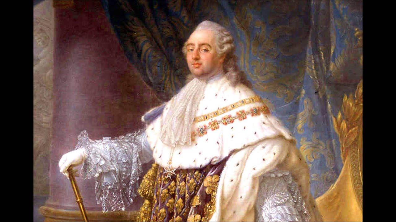 Francois Giroust - Messe du Sacre de Louis XVI - YouTube