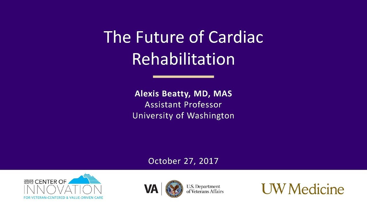 Cardiac Rehabilitation is Underused Across Country. One Simple ...