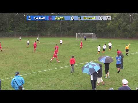 Boys Soccer vs. Central Catholic 9-19-17