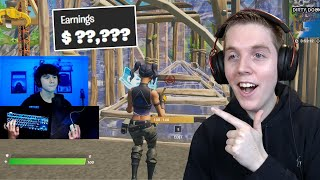 Can You Guess These Players Fortnite Earnings?