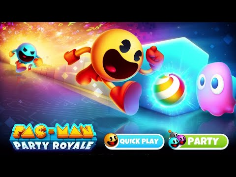 Pac-Man Party Royale - Be The Last Pac Standing (iOS Gameplay)