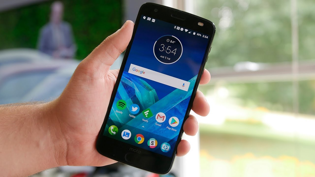 Moto Z2 Force Review: The screen's not shattered, but my